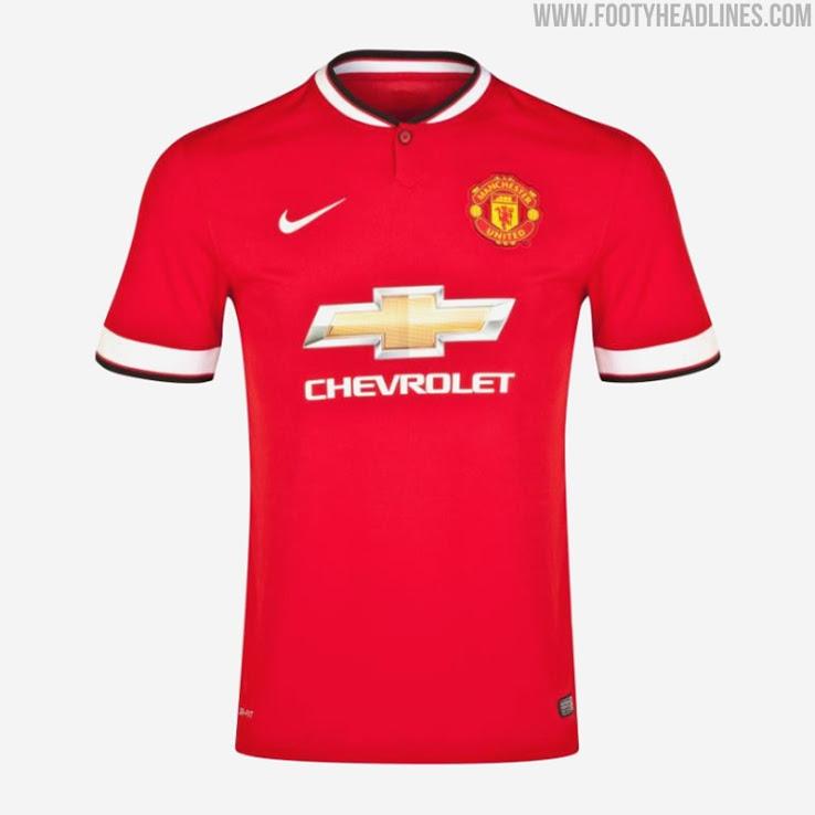 Prediccion de la Camiseta de Local del Manchester United 2021-2022