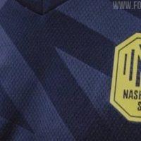 Camiseta de Visitante del Nashville SC 2021