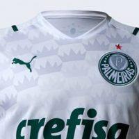 Camiseta de Visitante del Palmeiras 2021