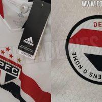 Camiseta de Local del São Paulo 2021 – Nuevas Fotos