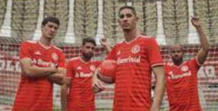 Camiseta de Local del SC Internacional 2021