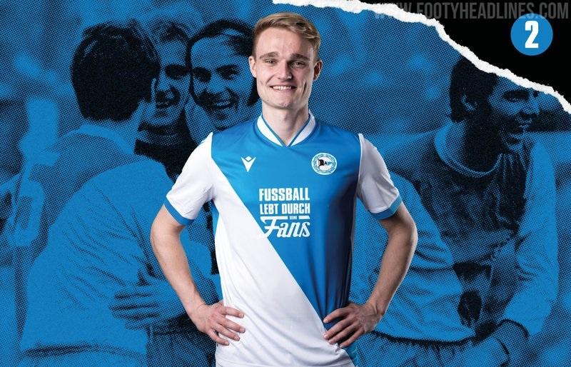Camiseta Especial de Arminia Bielefeld 2020-2021