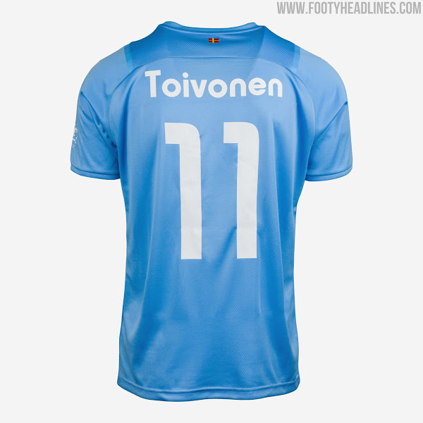 Camisetas de Local y Visitante del Malmö FF 2021