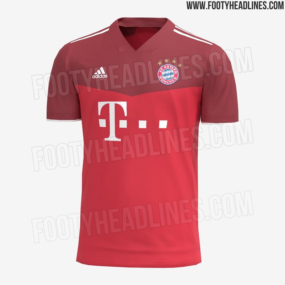 Camiseta de Local del Bayern München 2021-2022