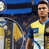 Cuarta Camiseta del Inter de Milán 2020-2021 – Nuevo Logo