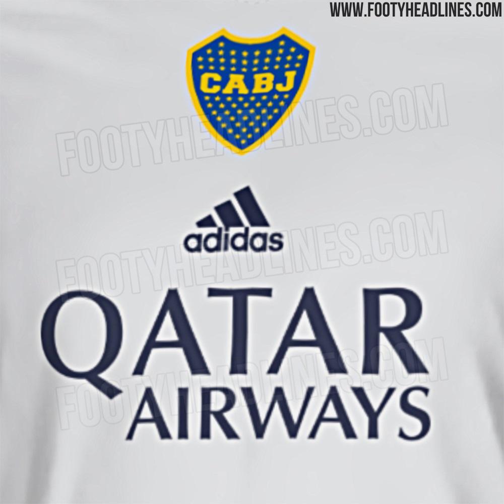 Camiseta de Visitante de Boca Juniors 2021-2022