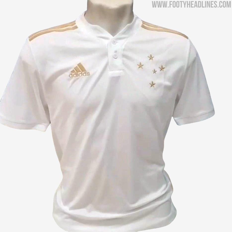 Camiseta de Visitante del Cruzeiro 2021-2022