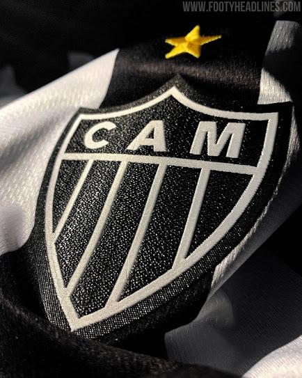 Camiseta de Local del Atlético Mineiro 2021