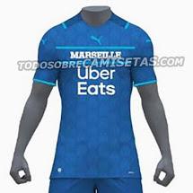 Tercera Camiseta del Manchester City 2021-2022