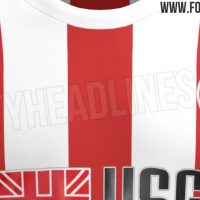 Camiseta de Local del Sheffield United 2021-2022