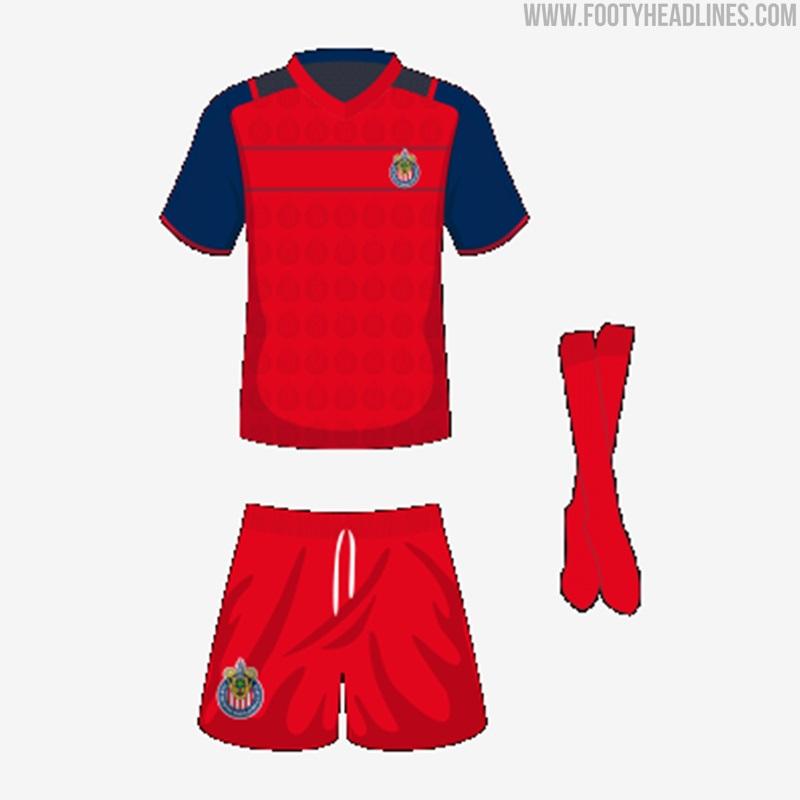 Tercera Camiseta de Chivas 2021-2022