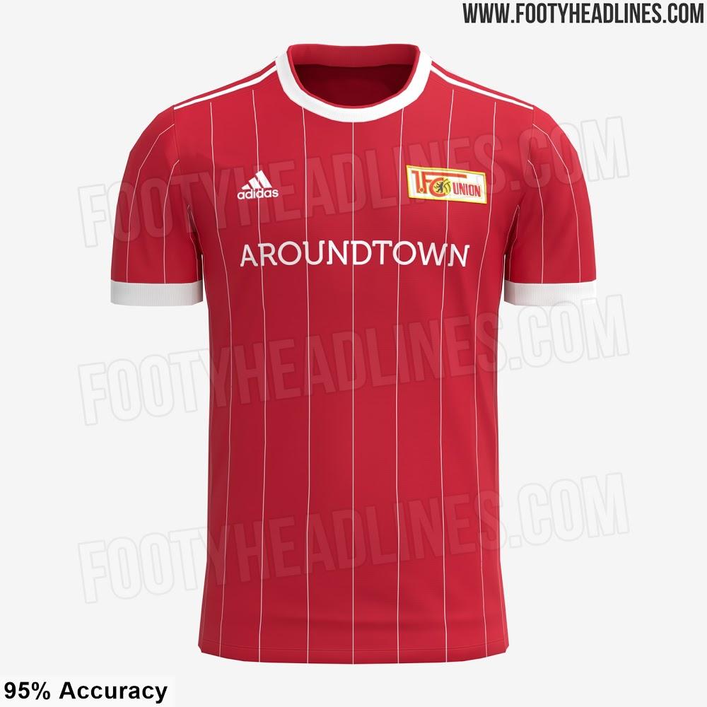 Camiseta de Local del Unión Berlín 2021-2022