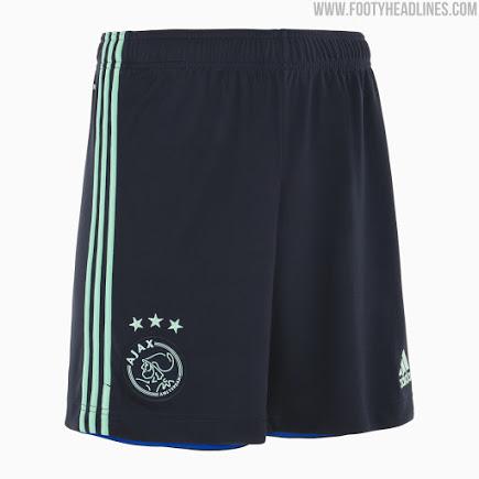 Camiseta de Visitante del Ajax 2021-2022