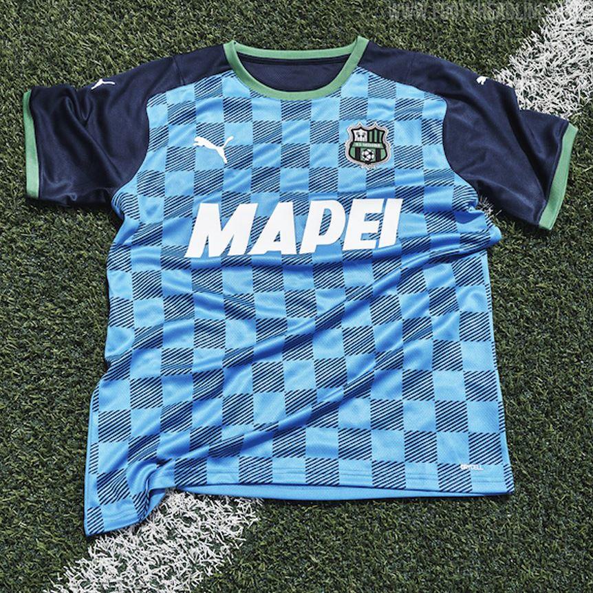 Tercera Camiseta del Sassuolo 2021-2022