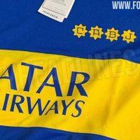Camiseta de Local del Boca Juniors 2021-2022