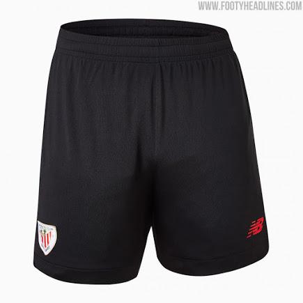 Camiseta de Local y Visitante del Athletic Club de Bilbao 2021-2022