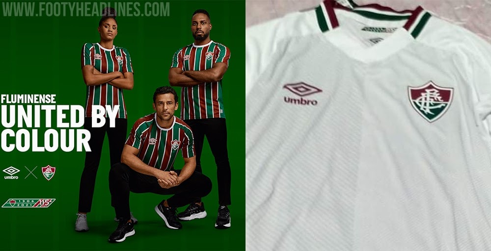 Camiseta de Visitante del Fluminense 2021-2022