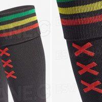 Tercera Camiseta del Ajax 2021-2022 – Inspirada en Bob Marley