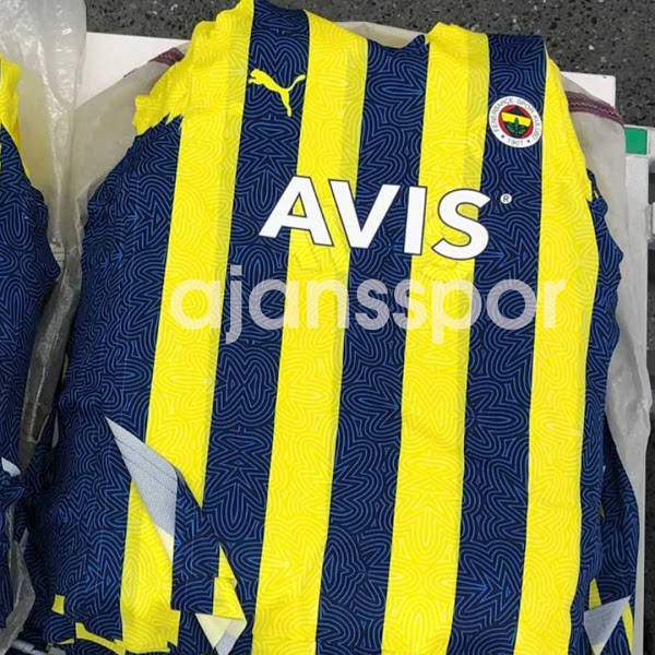 Camisetas de Local y Visitante del Fenerbahce 2021-2022