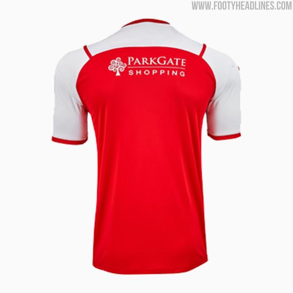 Camiseta de Local del Rotherham United 2021-2022