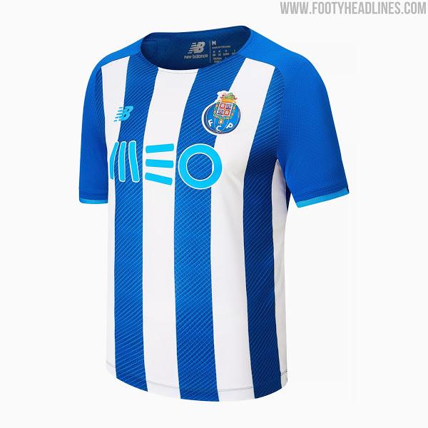 Camiseta de Local del Porto FC 2021-2022 y la de Portero