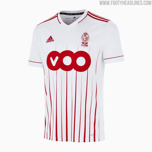 Camisetas de Local, Visitante y Portero del Standard Lieja 2021-2022