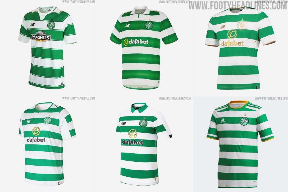 Camiseta de Local del Celtic 2021-2022