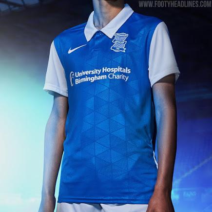 Camiseta de Local del Birmingham City 2021-2022