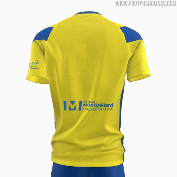 Camiseta de Local del Sochaux 2021-2022