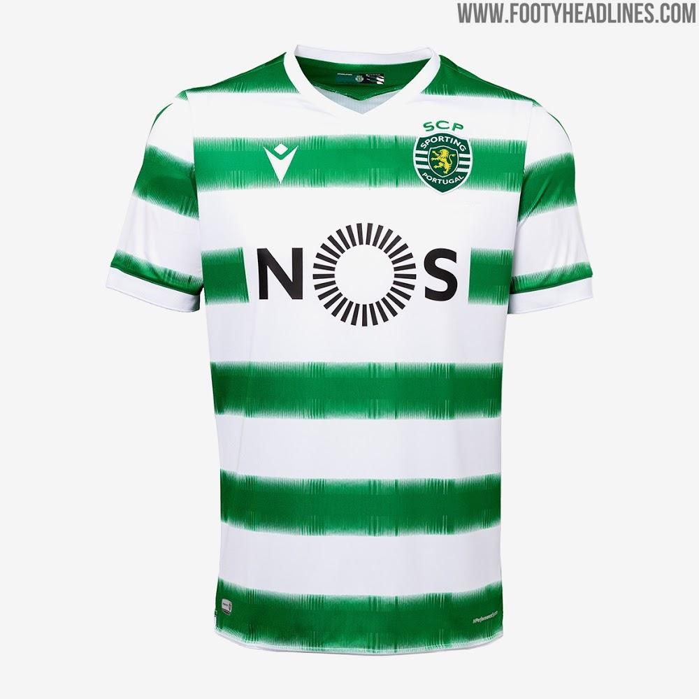 Camiseta de Local del Sporting 2021-2022