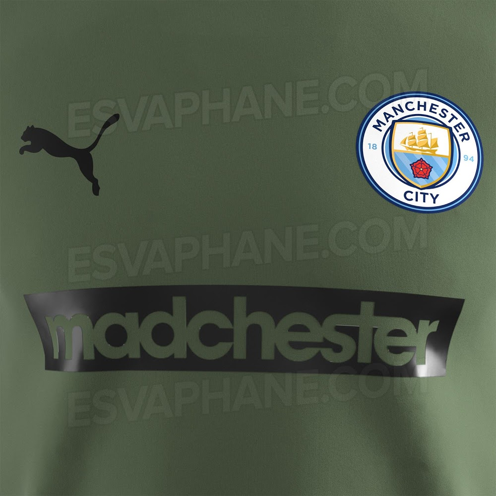 Camiseta Edición Especial del Manchester City 2021-2022