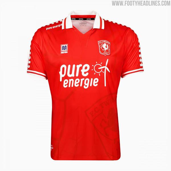 Camiseta de Local del FC Twente 2021-2022