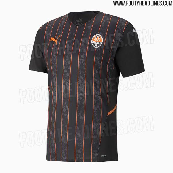 Camiseta de Local y Visitante Shakhtar Donetsk 2021-2022