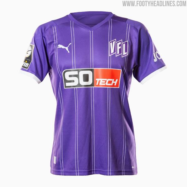 Camiseta de Local y Visitante del VfL Osnabrück 2021-2022