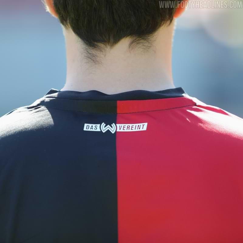 Camiseta de Local del SV Wehen Wiesbaden 2021-2022