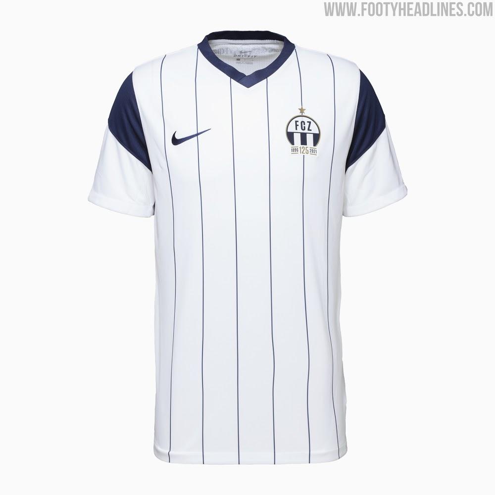 Camiseta de Local y Visitante del FC Zürich 2021-2022