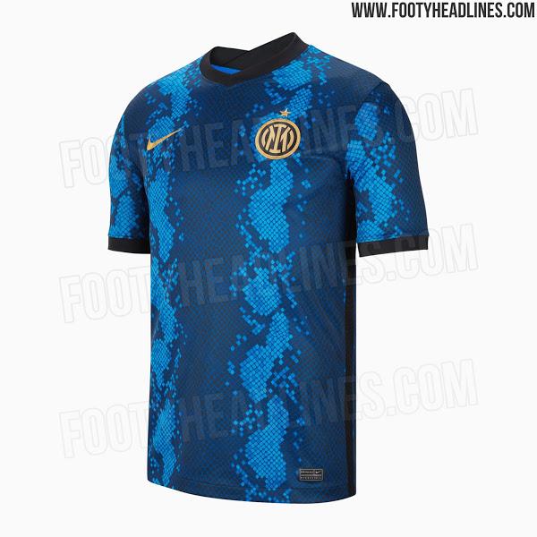 Camiseta de Local del Inter de Milán 2021-2022