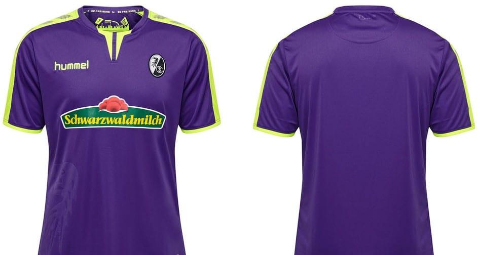 Camisetas del Friburgo 2019/2020