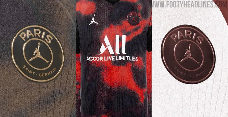 3 Alternativas de Jordan para la Cuarta Camiseta del PSG 2021