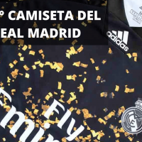 Cuarta Camiseta del Real Madrid 2020
