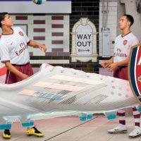 Camiseta de visitante del Arsenal 2020-2021