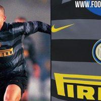 Tercera Camiseta del Inter De Milán 2020-2021