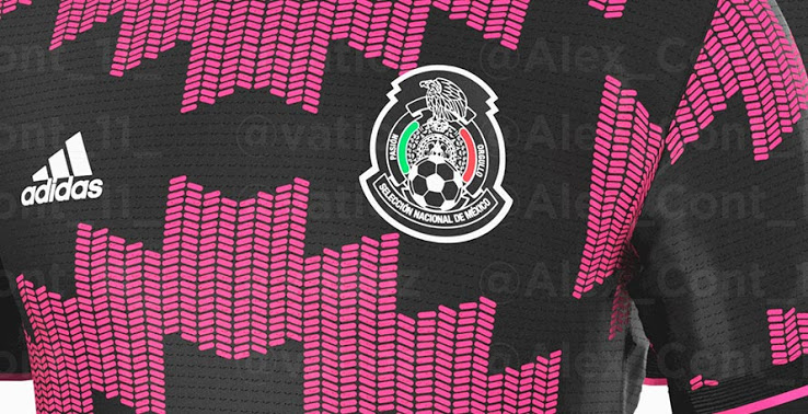 Camiseta de Local De México 2020