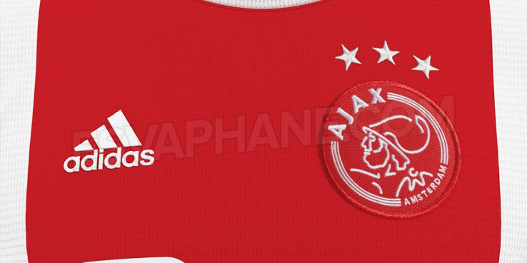 Camiseta de Local del Ajax 2021-2022