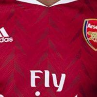 Camiseta de local del Arsenal 2020-2021