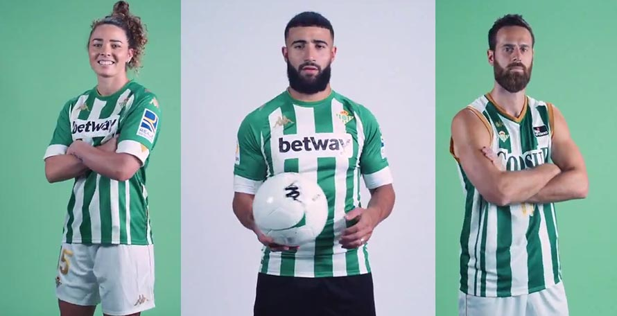 Camiseta de Local del Real Betis 2020-2021