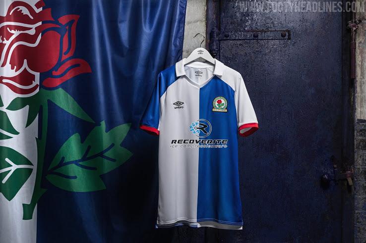 Camiseta de Local del Blackburn Rovers 2020-2021