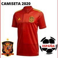 Nueva camiseta de la Selección de España 2020