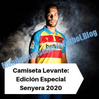 Camiseta Levante: Edición Especial Senyera 2020