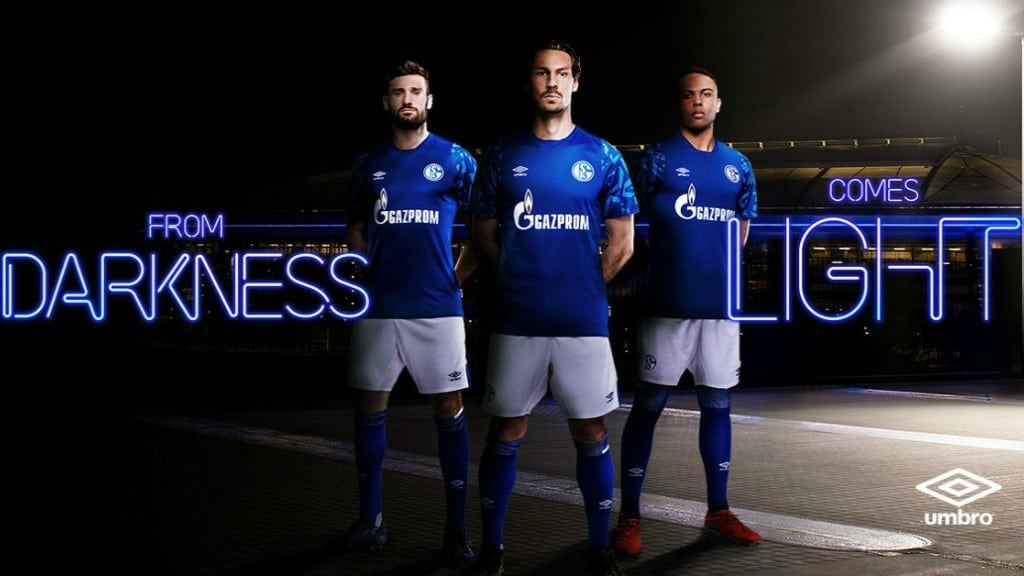 Camiseta del Schalke 04 2019/2020